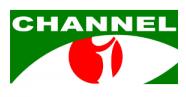 Channel i Logo