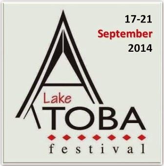 Festival Danau Toba 2014 : 17 - 21 September 2014