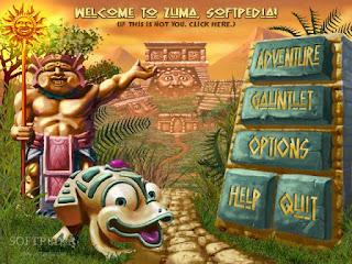 تحميل لعبة زوما zuma deluxe 2018 للكمبيوتر برابط  مباشر مجانا من الموقع الرسمى