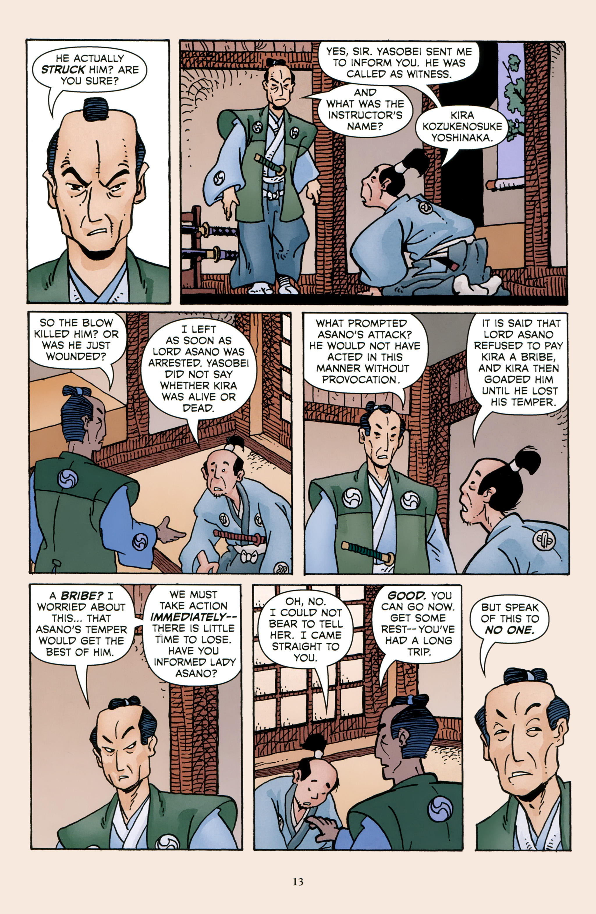 47 Ronin 2 Page 14