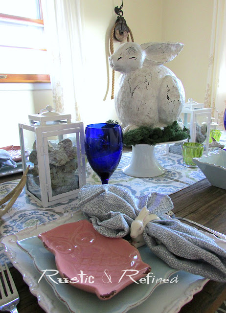 Spring Tablescape Inspiration