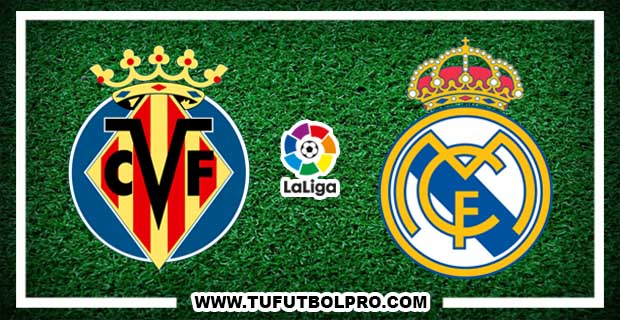 Ver Villarreal vs Real Madrid EN VIVO Por Internet Hoy 26 de Febrero 2017