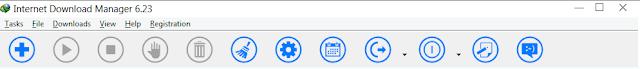 Smart toolbar