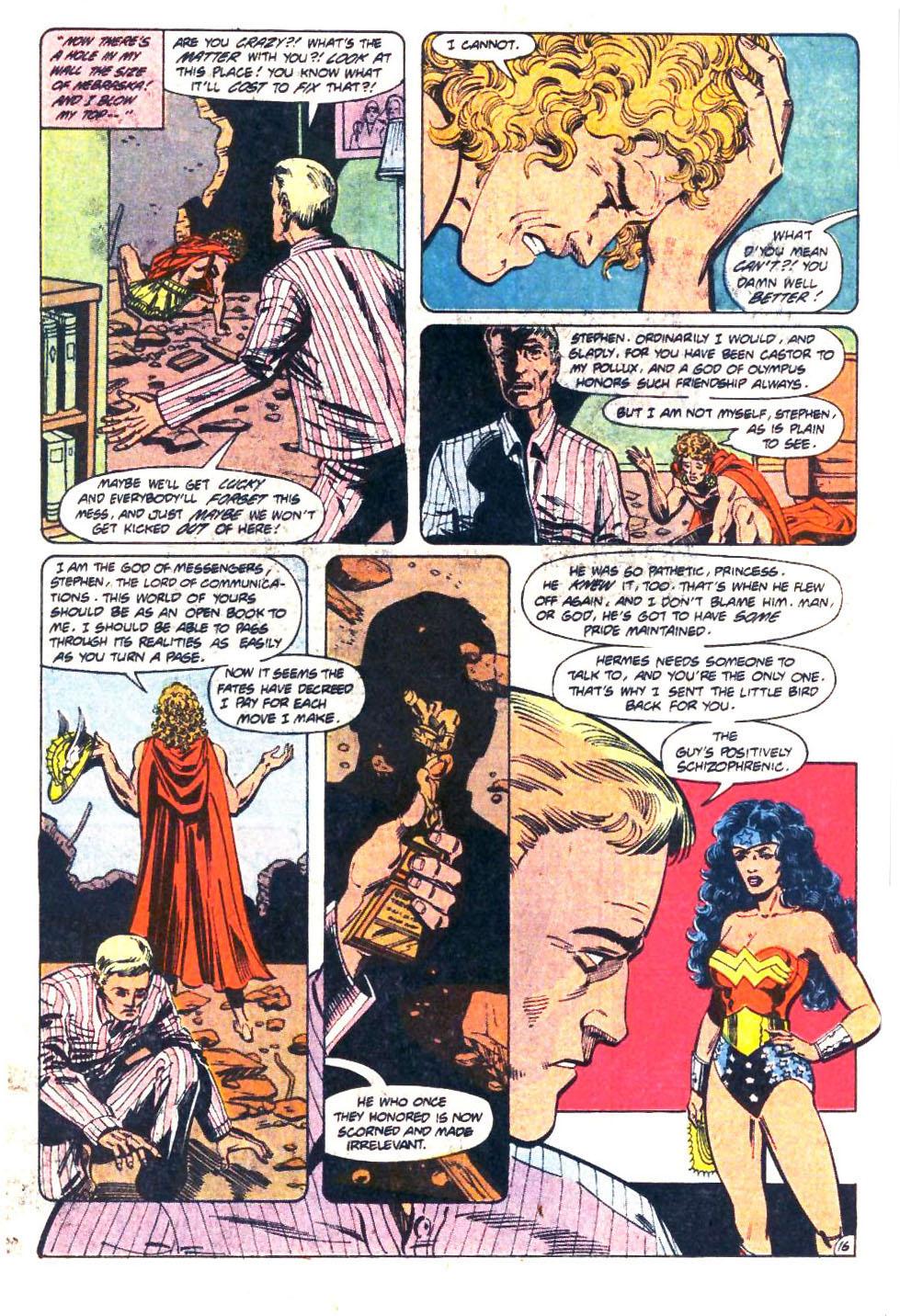 Read online Wonder Woman (1987) comic -  Issue #36 - 17