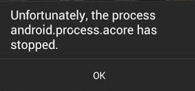 Aplikasi Android Force Close