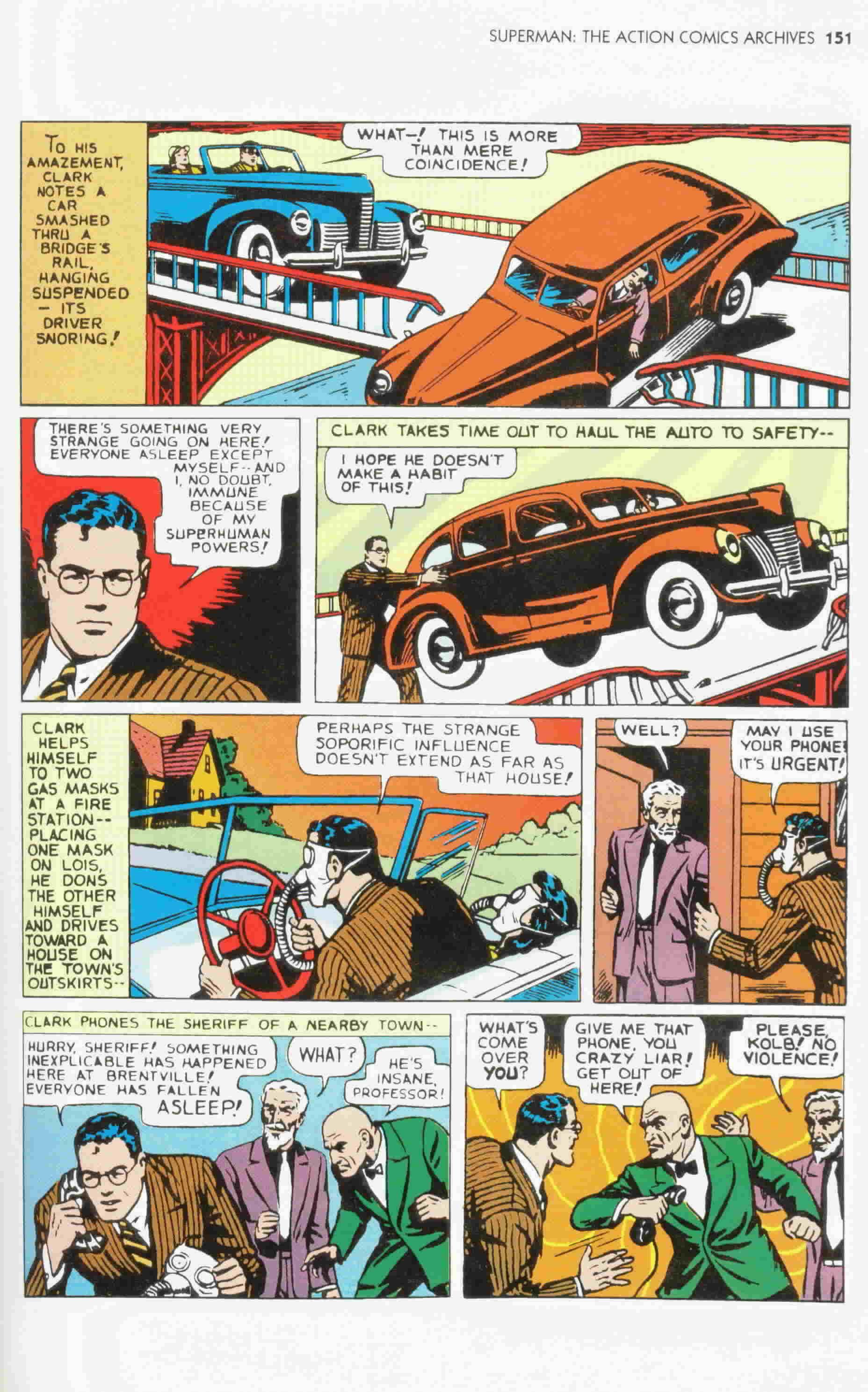 Action Comics (1938) 31 Page 3