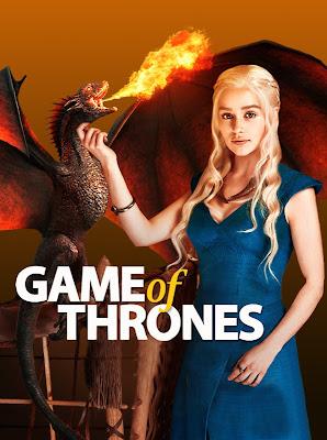 Game Of Thrones Season 4 - Khaleesi