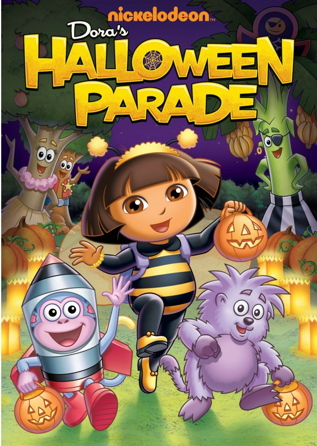 Dora The Explorer Dora S Halloween Parade DVD