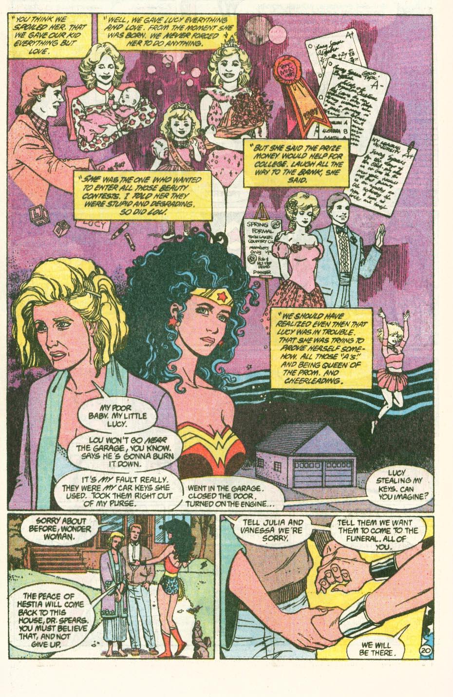 Read online Wonder Woman (1987) comic -  Issue #46 - 21