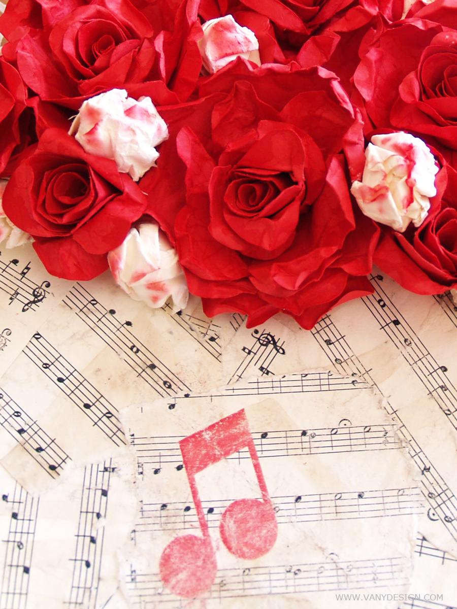 Matrimonio In Musica : Vany design esclusivo progetti fai da te per