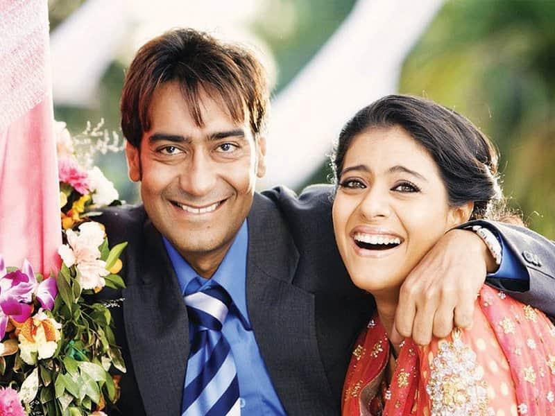 Kajol-Ajay
