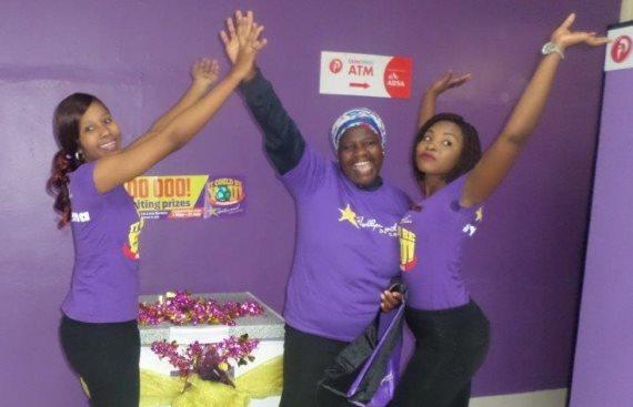 Limpopo #YesWena winner - June - Munyadziwa Constance Mokwena