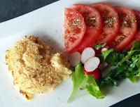 pastel de patatas duquesa y salmón