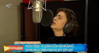 Yıldız Tilbe Bir Seni Şarkı Sözleri (Sezen Aksu Şarkısı)