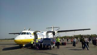エアカンボーザの機体