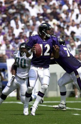 Today In Pro Football History 2000 Banks Amp Ravens