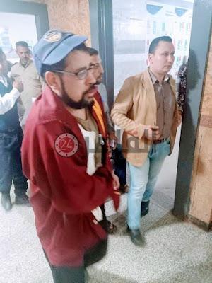 اول صورة, عامل نظافة, سائق توك توك, سلاح ابيض, كفر الشيخ,