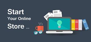 Cara Membuat Toko Online di Blog Blogger