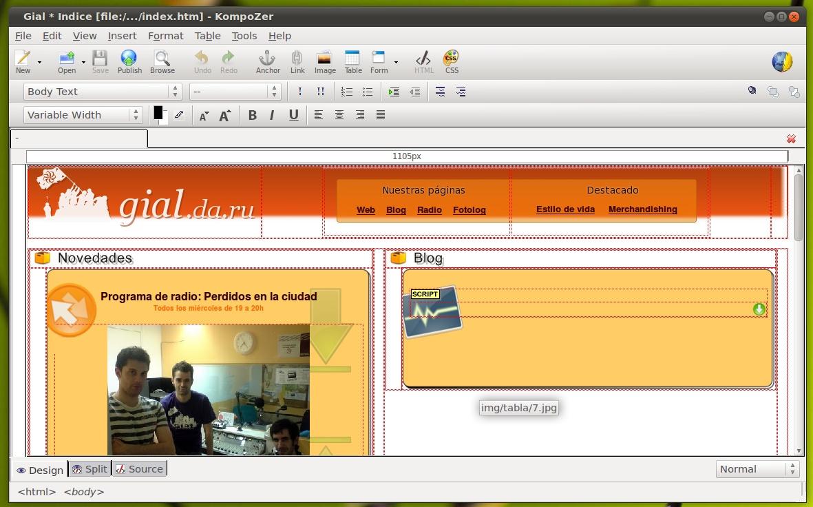 Programas Diseño Paginas Web