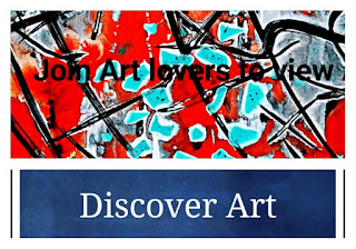 Abstract Art by Miabo Enyadike for sale