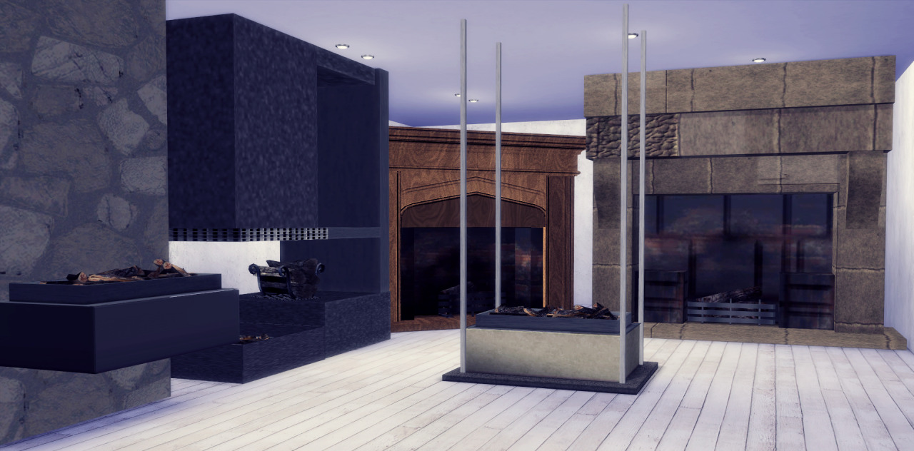 My Sims 4 Blog TS3 Marcussims91 Industrial Rack Luna Fireplace and More by Rachel