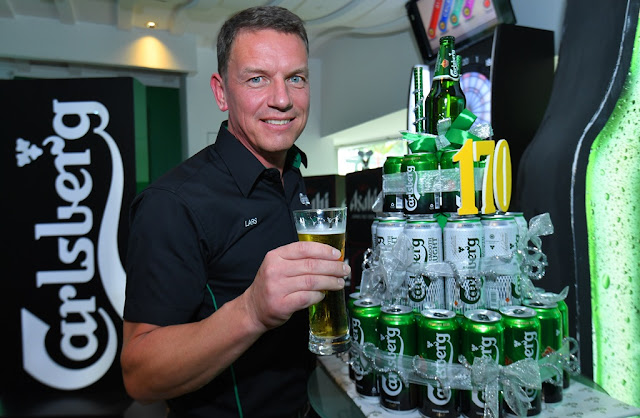 Carlsberg Malaysia Managing Director Lars Lehman