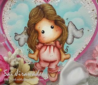 Magnolia Sweetness Angel Tilda