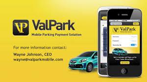 Free Valet Parking App