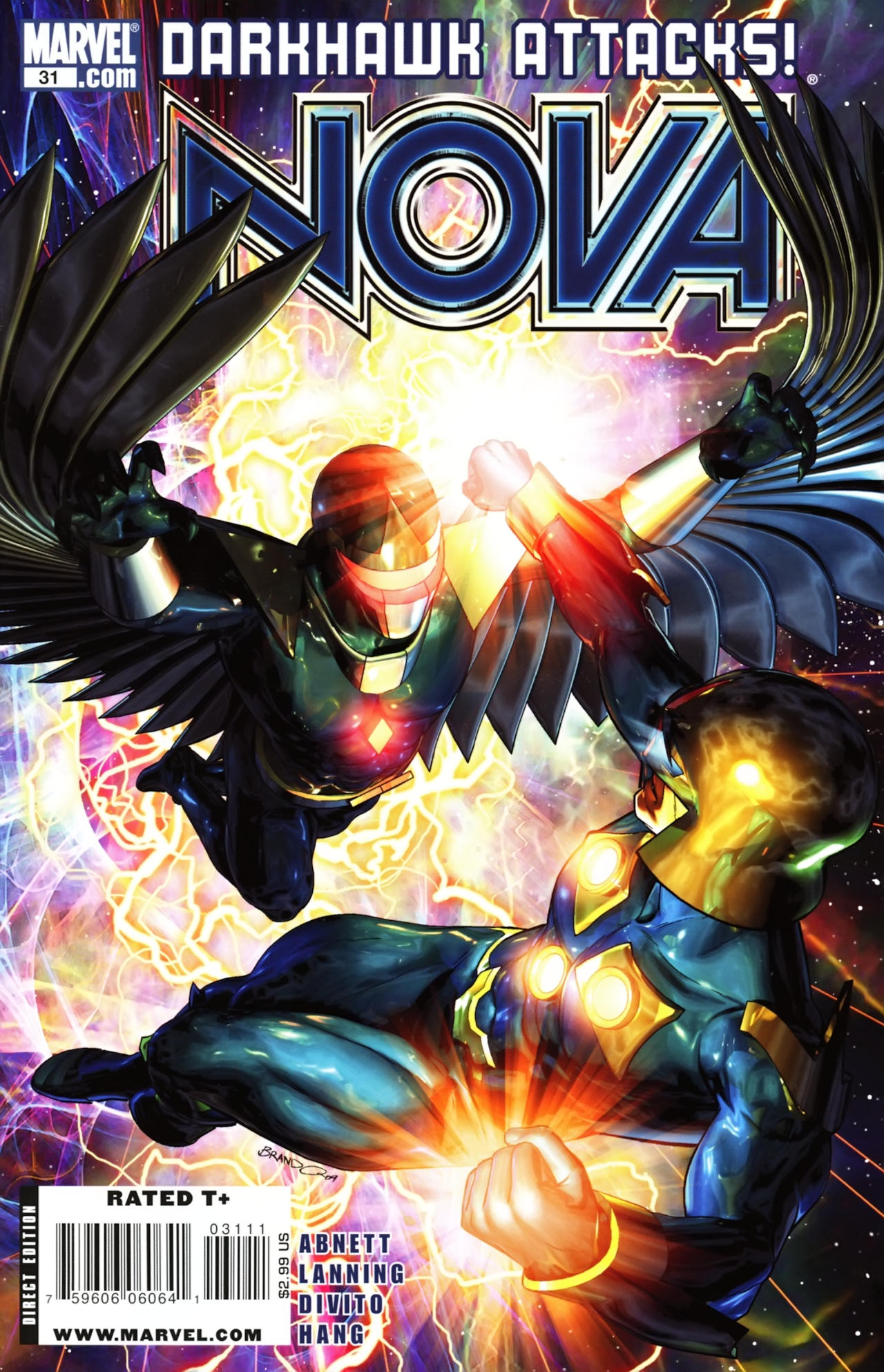 Nova (2007) issue 31 - Page 1