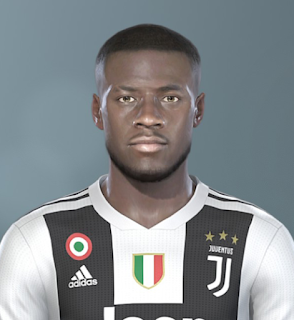 PES 2019 Faces Stephy Mavididi by Sofyan Andri