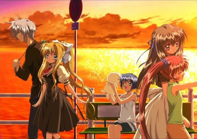 AIR di Rekomendasi Anime Romance - Drama Terbaik