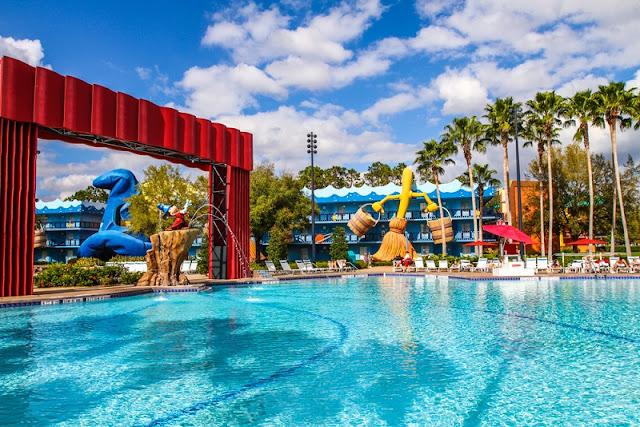 Pesquisador de hotéis em Orlando