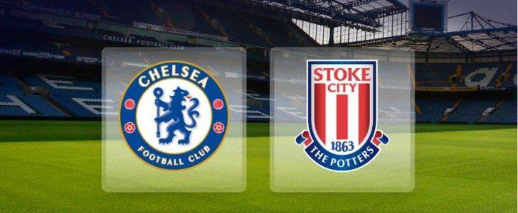 مباراة تشيلسي وستوك سيتي في الجولة السادسة من الدوري الانجليزي