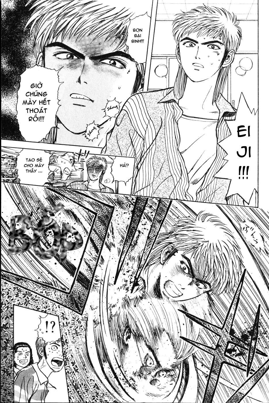Psychometrer Eiji chapter 26 trang 19
