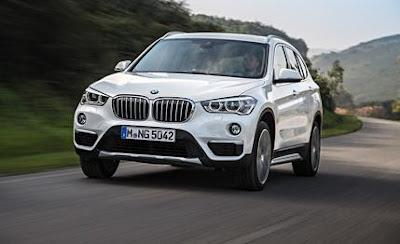Kereta SUV BMW X1 2016