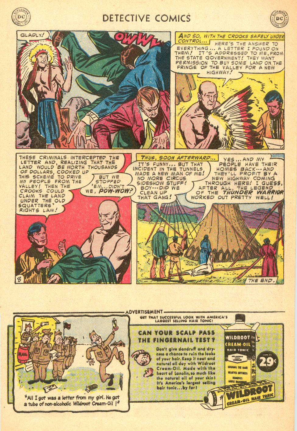 Detective Comics (1937) 199 Page 34
