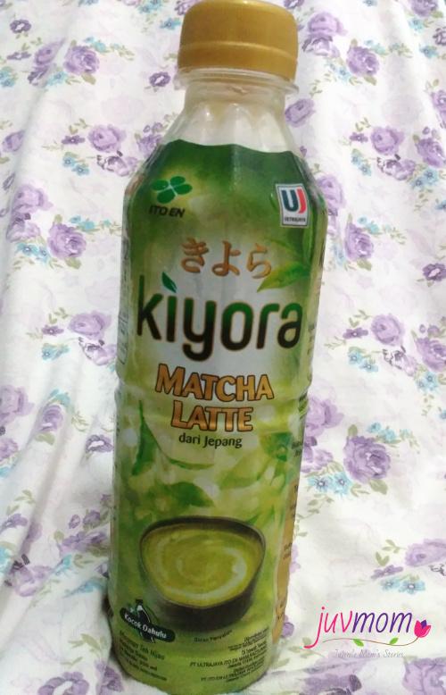 Kiyora Matcha Latte