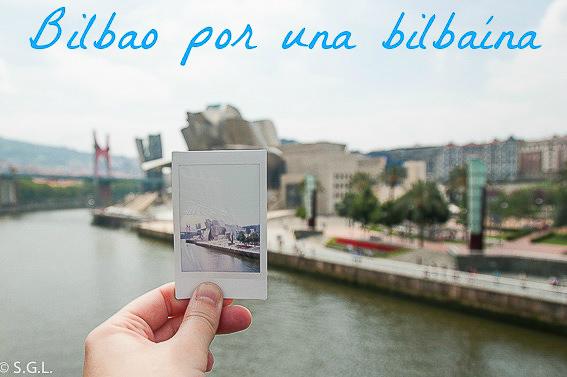 Bilbao por una bilbaina