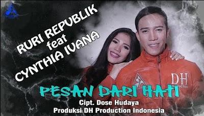 Download Lagu Ruri Feat Cynthia Ivana Pesan Dari Hati Mp3 Terbaru