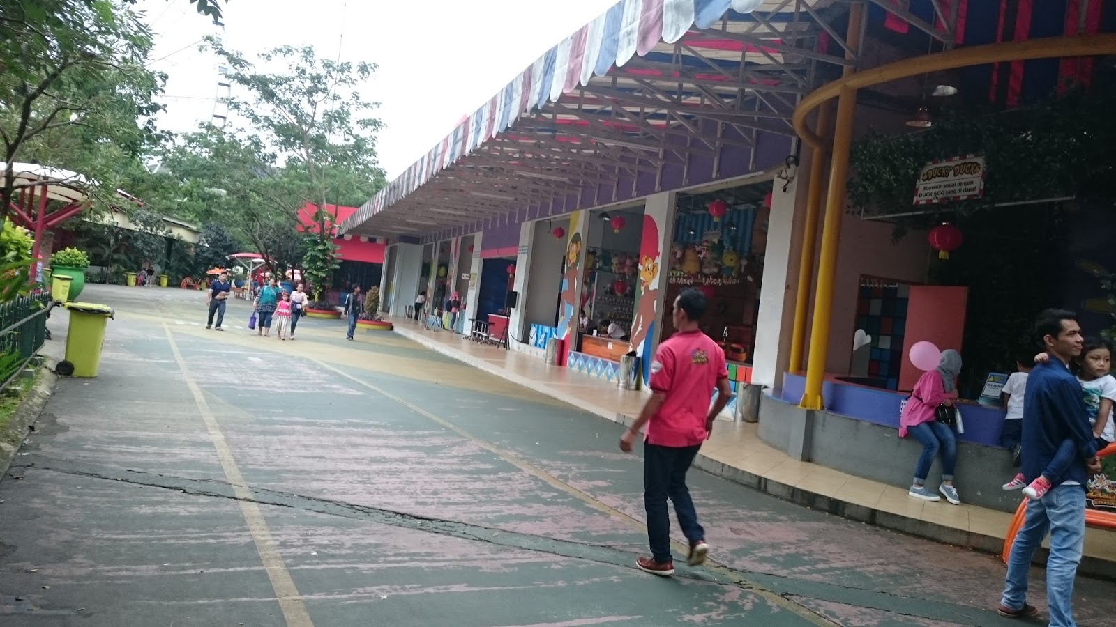 Satu Hari Di Jungleland Adventure Theme Park Tiket Jungle Land Sentul Bogor Dsc 0669