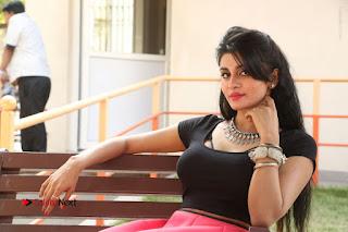 Telugu Actress Harini Stills at Dhyavudaa Movie Teaser Launch  0403.JPG