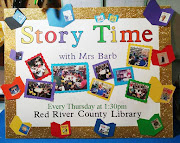 Story & Activity Time with Mrs. Barb ~ EVERY Thursday ~ 1:30 pm