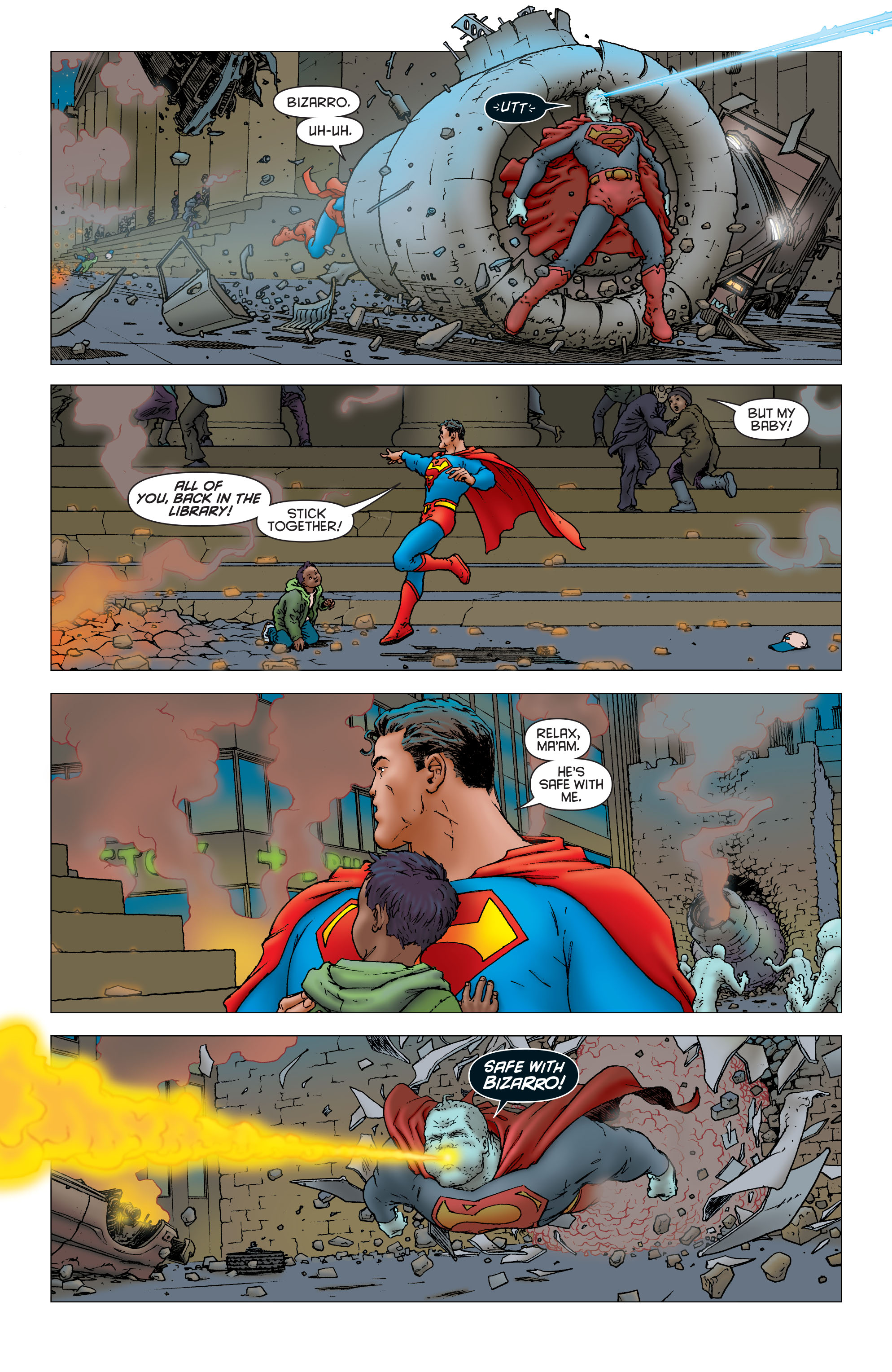 Read online All Star Superman comic -  Issue #7 - 11