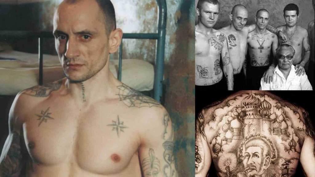 Miembro de la mafia rusa