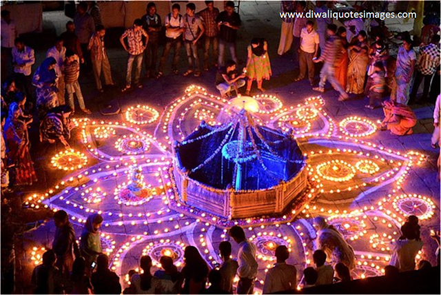 Happy Diwali 2016 : Celebration of Diwali in India