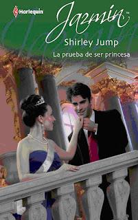 La prueba princesa – Shirley Jump
