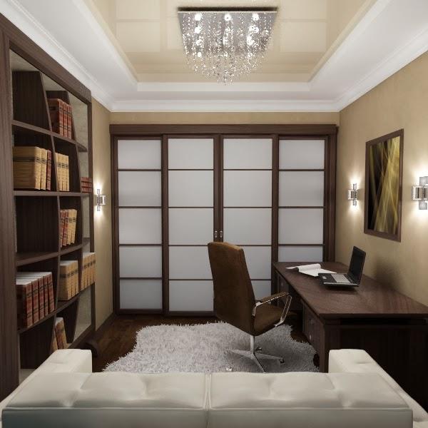 Cozy Home Office Design Ideas: Flourishing Order