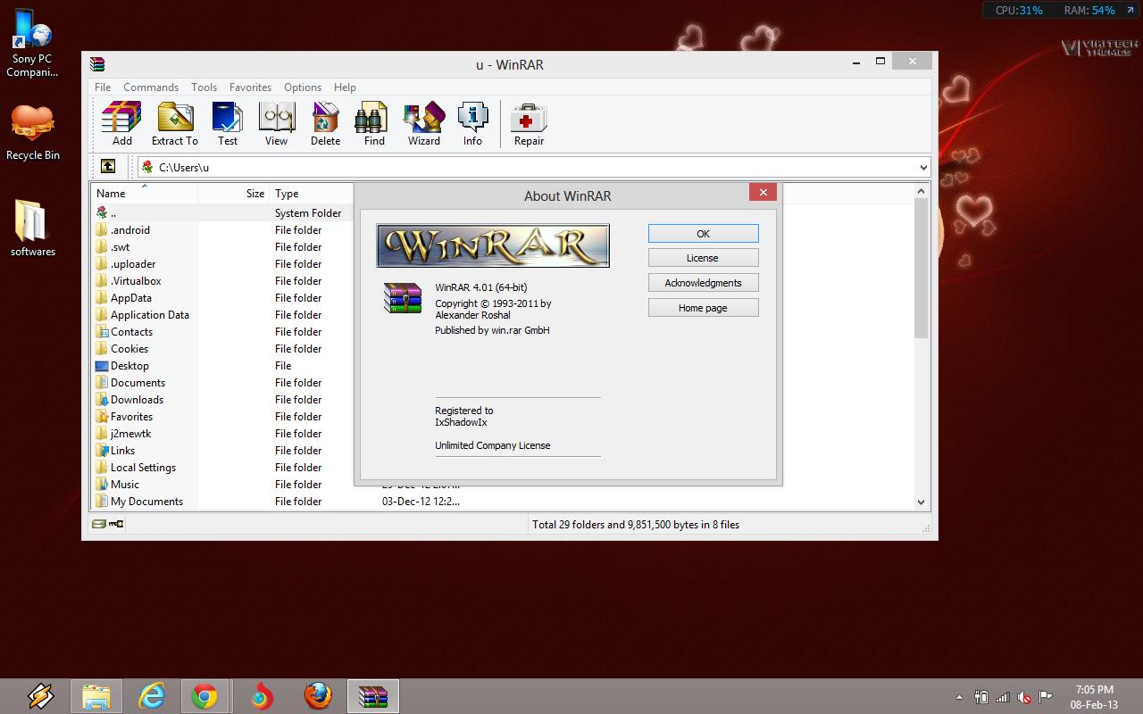 Winrar 64 bit download full cracked | WinRAR 5 71 Crack Full