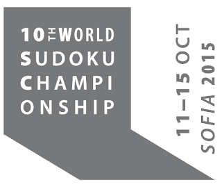 10th World Sudoku Championship 2015