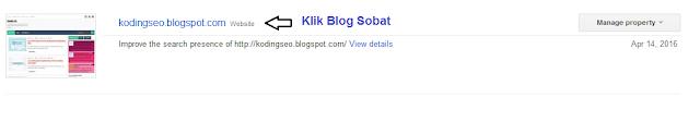 Cara Agar Postingan Blog Cepat Terindex Oleh Google